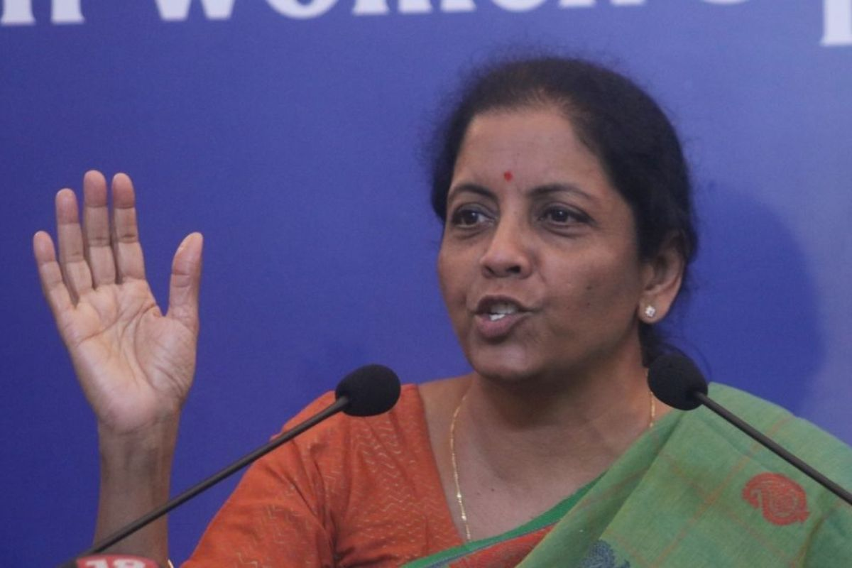 Fake letters, Vested interests, Nirmala Sitharaman, President
