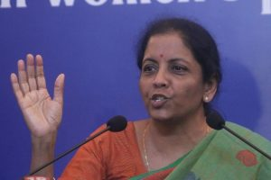 Nirmala Sitharaman rejects US magazine report on F-16, slams Congress for doubting forces