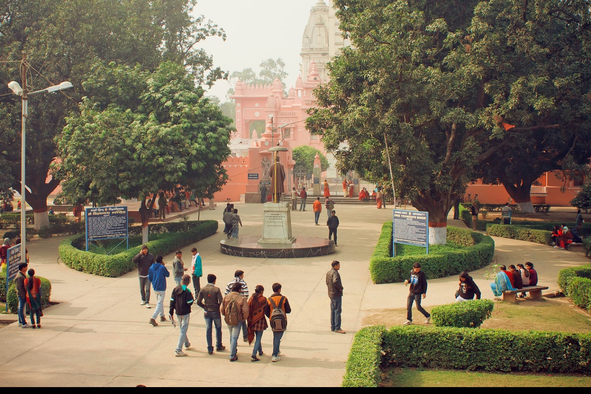 Cry (Campus) Freedom~I, Lima, Peru, Prakash Javadekar, UGC