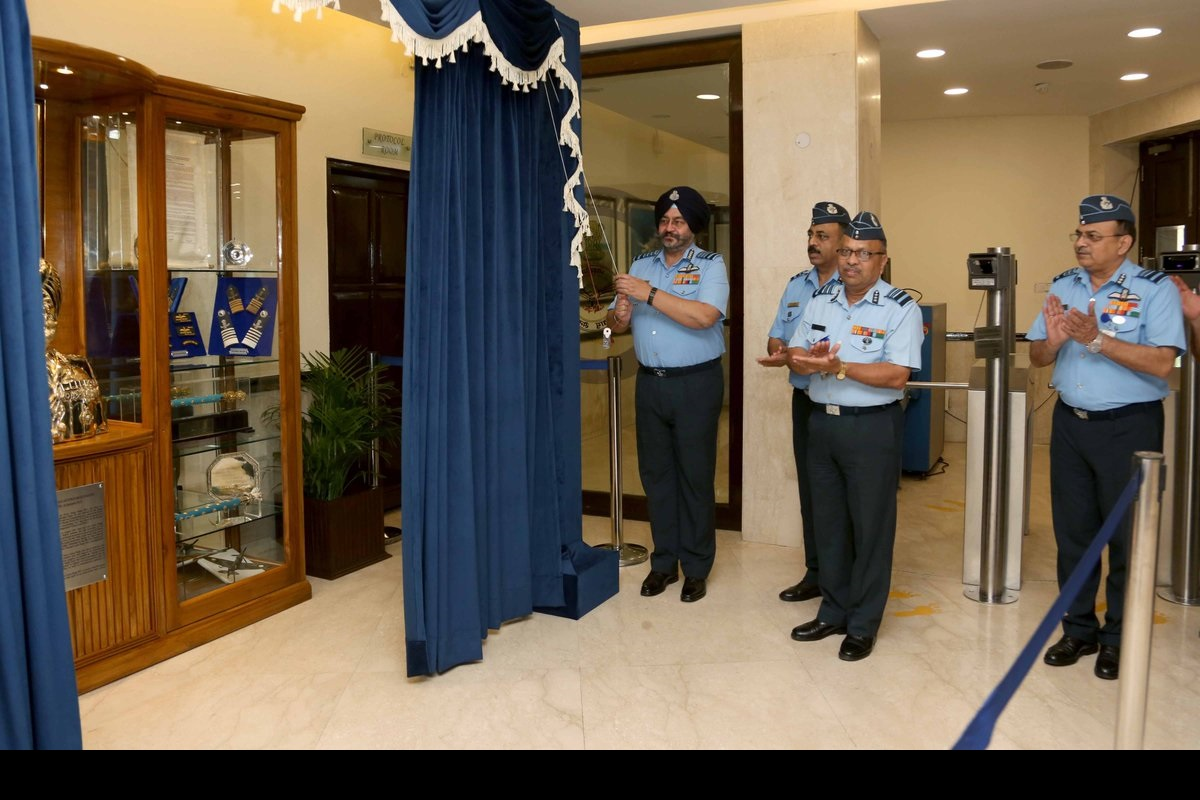 Strategic myopia, Arjan Singh, Indian Air Force, Pakistan, China