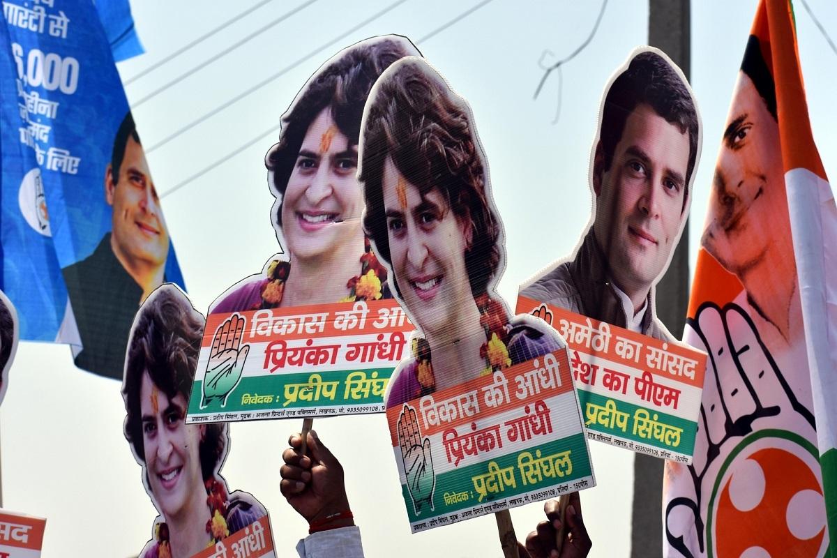 Priyanka, Assam, Priyanka Gandhi Vadra, Congress, Rajasthan, Madhya Pradesh