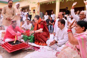 Selective memory of Sonia Gandhi