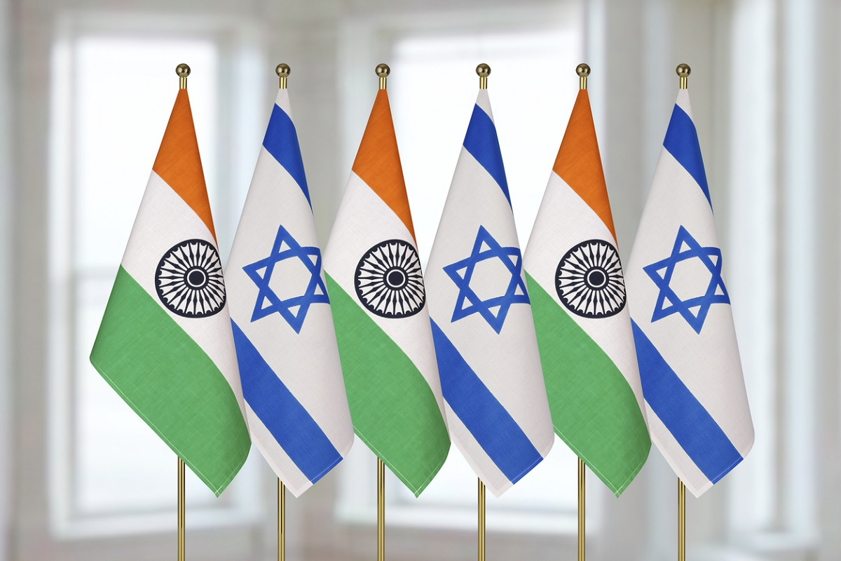 India should take Israel's help to tackle terrorism