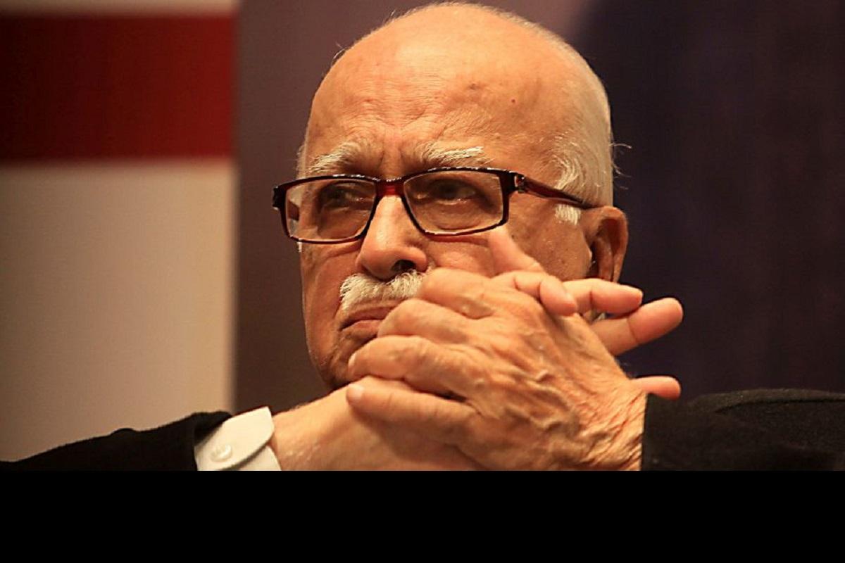 Farewell message, Bharatiya Janata Party, Lok Sabha, Lal Krishna Advani, Atal Bihari Vajpayee