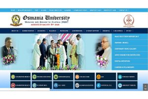 Osmania University results 2018 declared for BA CBCS, BBA CBCS, B.Com CBCS, B.Sc CBCS at osmania.ac.in