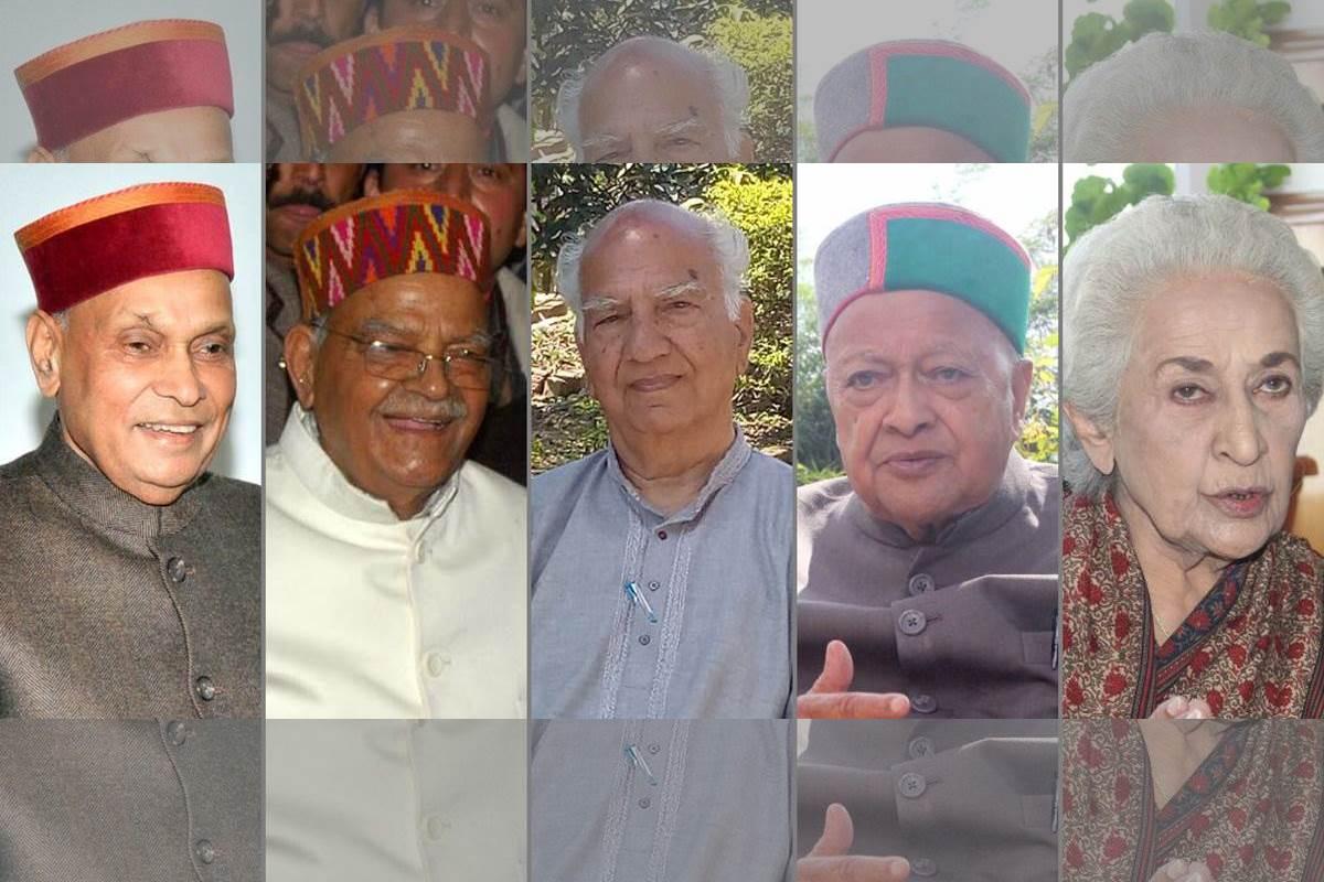 Old war horses, Himachal Pradesh, 2019 Lok Sabha polls, Virbhadra Singh, Prem Kumar Dhumal, Sukh Ram