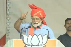 PM Modi slams Omar Abdullah, Mehbooba Mufti at Kathua over Article 370