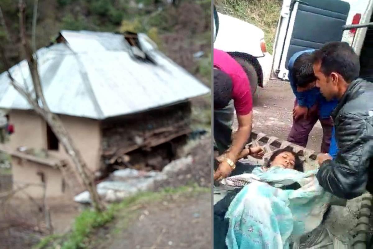 Pak shelling, Poonch, civilian areas, Chapprian village, Jammu and Kashmir, mortal firing