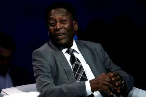 Pele discharged from hospital, 'thirsty for new goals'