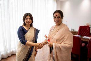 Poonam Sinha to challenge Rajnath Singh from Lucknow Lok Sabha seat