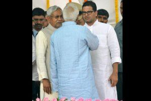 Prashant Kishor challenges Lalu Prasad to disclose truth of their talks, RJD responds