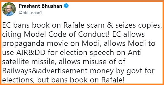 Rafale deal, Chennai, Rafale book, N Ram, model code of conduct