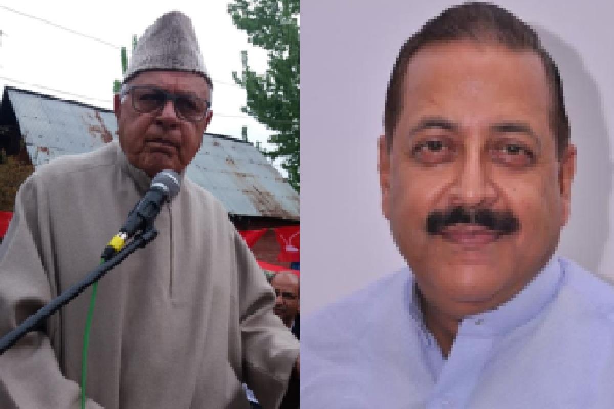 Srinagar, Jammu, Farooq Abdullah, Jitendera Singh, Udhampur, Lok Sabha elections, PDP