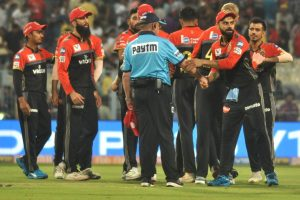 IPL: Seven spectators nabbed from Eden for betting