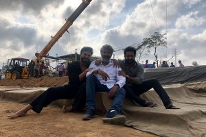 SS Rajamouli's RRR to be shot in Maharashtra and Gujarat