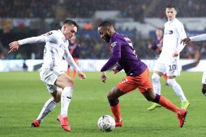 Raheem Sterling named player of the season by football writers