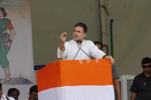 LS polls is a fight between Anil Ambani and ordinary people: Rahul Gandhi