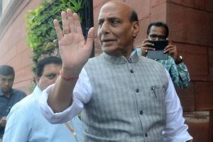 Rajnath Singh in South Korea to 'enhance defence engagements'