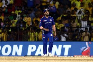 IPL 2019: Rohit Sharma fined for breach of code of conduct