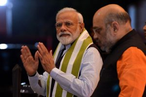 SC notice to EC after Congress claims poll body 'inaction' against PM, Shah for poll violations