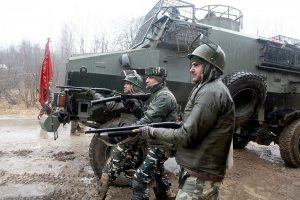 Top JeM commander among 2 terrorists killed in encounter with security forces in J-K's Shopian
