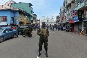 Hours after serial blasts, improvised pipe bomb near Colombo airport defused