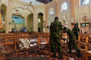 7 suicide bombers carried out serial blasts in Sri Lanka: Govt analyst's dept