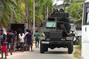 Sri Lanka intelligence warns of attack on Buddhist temples using female bombers