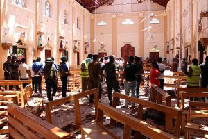 Probe shows Sri Lanka blasts 'revenge for attack against Muslims in Christchurch': Minister