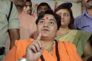 Hemant Karkare died because I cursed him: Sadhvi Pragya Singh Thakur