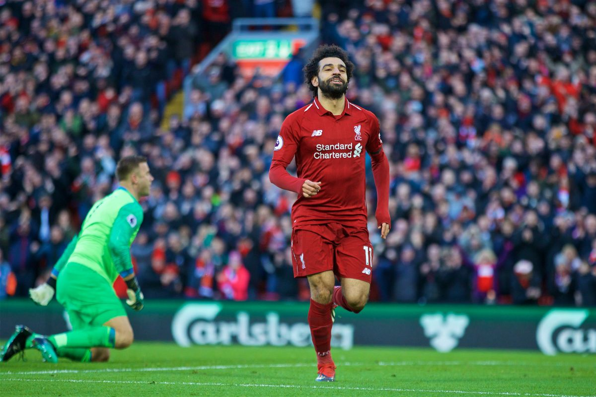 Champions League, Liverpool, Salah