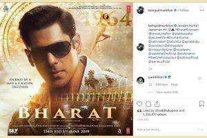 After Bharat poster, Salman Khan gets a new international fan – Paris Hilton