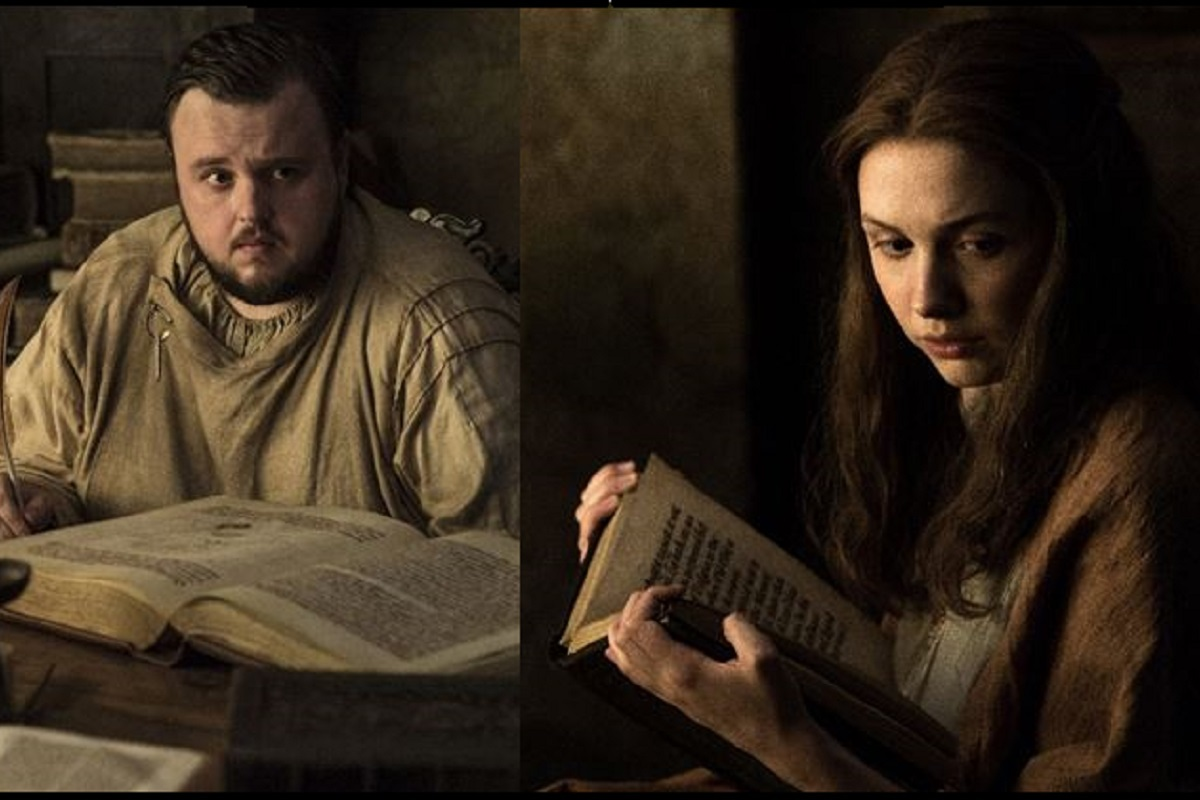 John Bradley, Samwell Tarly, Game of Thrones season 8, Game of Thrones script