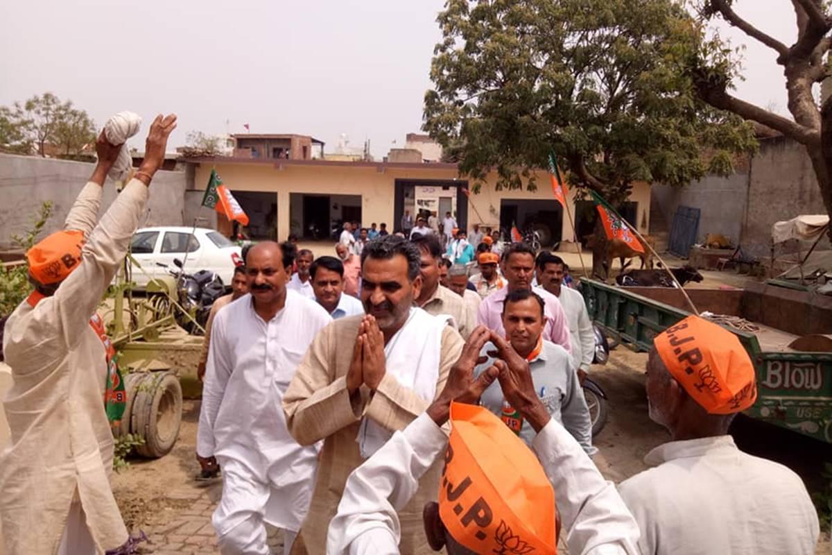 Muzaffarnagar Lok Sabha seat, Sanjeev Baliyan, Rashtriya Lok Dal, Ajit Singh, Modi wave, RLD, BJP, Western UP, Lok Sabha Elections 2019