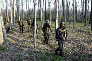 Gunfight erupts in Tral forest of Pulwama