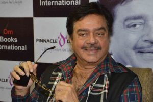 Slip of tongue, says Shatrughan Sinha over Jinnah remark
