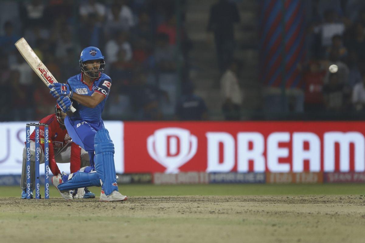 Shikhar Dhawan, DC, IPL