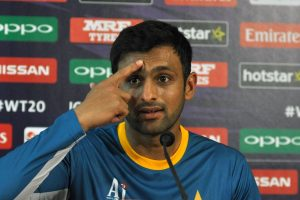 No team favourite to win the World Cup: Shoaib Malik
