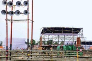 Lok Sabha polls 2019: Stage set for PM Modi's Siliguri rally today