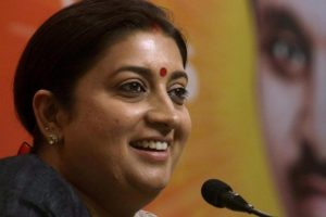 Rahul Gandhi has a special obsession with BJP: Smriti Irani