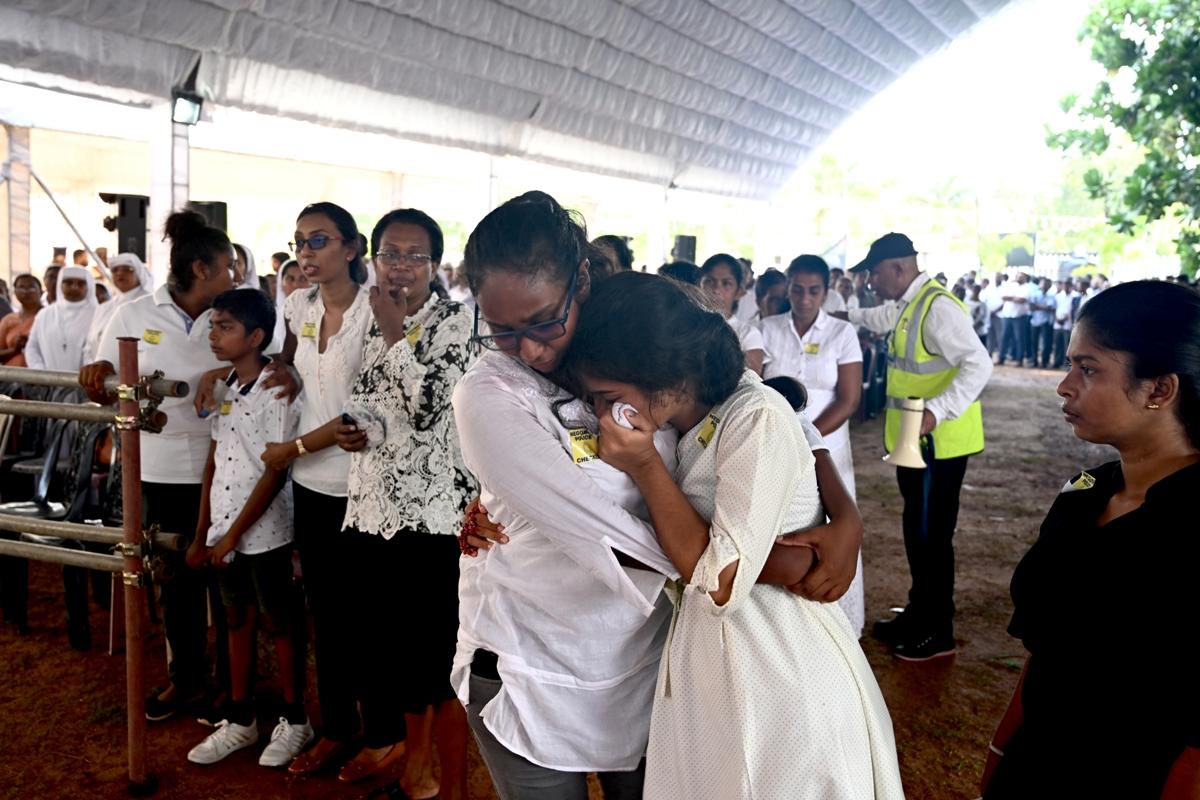 Islamic State, Sri Lanka blasts, Easter Sunday blasts, terror attack