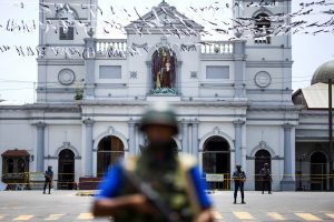 Lanka faces uncertain security environment
