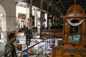 Sri Lanka blasts: At least 150 dead, 500 injured in Easter Sunday attack on churches, hotels