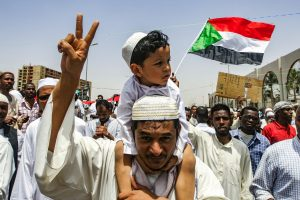 In Sudan, 30 years of anger implodes