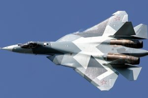 China mulls buying Russia's Su-57 stealth fighter jet