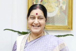 'Hum hain na': Sushma Swaraj to Indian man in Saudi who threatened suicide