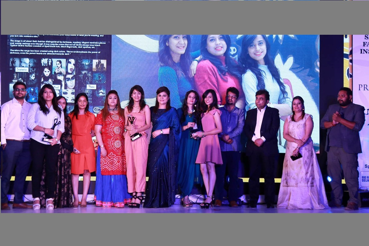 Satyam Fashion Institute Dedicates Triptych 2019 To The True Spirit Of Womanhood