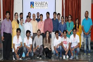 Sharda University holds annual tech fest Contrivance