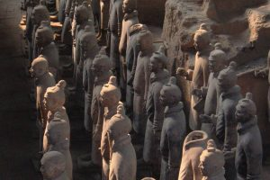 How China's Terracotta Army weapons retained their shine for 2,000 years