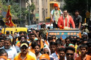 TMC writes to ECI over Great Khali campaigning for BJP